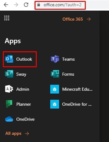 outlook microsoft office 365